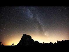 Vía Láctea desde la tierra - Milky Way from earth - YouTube