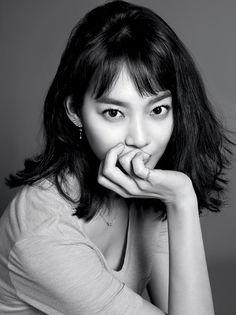 More Of Shin Min Ah For High Cut's Vol. 128 + Bonus Stonehenge Ads