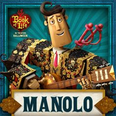 ALLENation: GET THE HALLOWEEN LOOK // MANOLO, THE BOOK OF LIFE