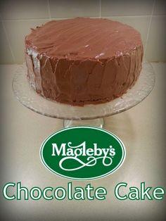 Magleby's Chocolate Cake Recipe...What! Dream come true.