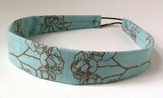Jezze Prints: Flat pattern hair band - with measurements