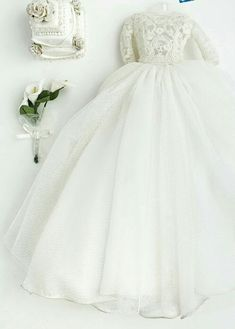 Barbie Wedding, Barbie Dress, Cute Dolls, Miniature Dolls, Doll Accessories, Aladdin, Anime Girls, Minis, Baby Dolls