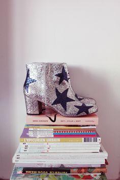 Instant girly #186 - Poulette Magique - blog DIY & déco - Narbonne Deco, Girly, Blog, Clothes, Shoes, Barefoot, Diy Room Decor, Magic, Women's