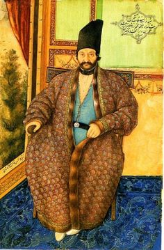 Persian man 19th century