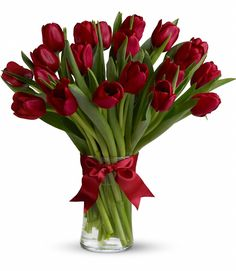 tulip bouquets | Double click on above image to view full picture