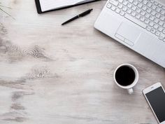 High angle view of an empty workplace, desk with copy space Daily Routine For Women, Linkedin Background, Background Ppt, Happiness Blog, How To Stop Procrastinating, High Angle, Healthy Aging, Health Education, Simple Way