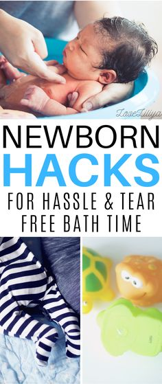 STRUGGLING WITH BATH TIME? Check out these awesome tips to make giving your baby a bath both hassle and tear free! #loveliliya