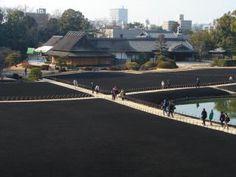 Okayama|岡山|Korakuen|後楽園 芝焼き - おかやま観光コンベンション協会