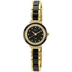 Armitron® Now™ Womens Two-Tone Crystal-Accent Watch ~ JCPenney $65