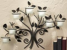 High end wall sconces pillar wall sconce,robert abbey wall sconce battery operated tiffany wall sconces,foyer wall sconces best brass wall sconces. Victorian Candles, Bubble Wall, Custom Stained Glass, Candle Holder Decor, Metal Tree Wall Art, Best Candles, Votive Candles, Candle Wall Sconces, Iron Decor