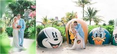Disney Cruise Line | Wedding Photographer Courtney Vaughan of Sugar Peach Productions
