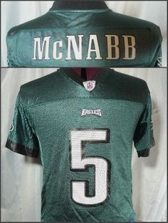 Eagles Jersey McNabb #5 Youth Medium licensed NFL Jersey