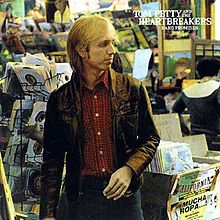 """Hard Promises. Tom Petty & The Heartbreakers. This is one of my favorite bands of all time, and this is a great album with """"The Waiting"""" (my favorite Heartbreakers song), """"A Woman In Love,"""" and """"A Thing About You."""""""