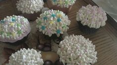 Mother Day cupcakes made by me Mel (: