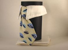 Watch out for the Walrus Cat Tie and Collar by SewSmooth on Etsy, $17.00