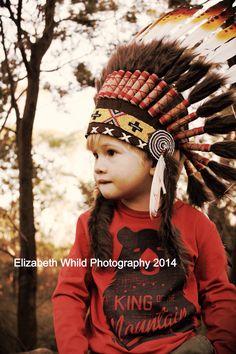 Little indian ~ Elizabeth Whild Photography