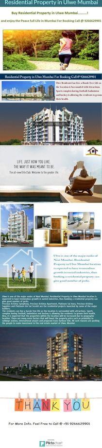 Residential Property in Ulwe Mumbai   Piktochart Infographic Editor