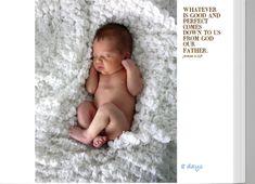 popular baby book scripture verses