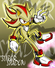 Super Shadow the Hedgehog | More from ~ Streaks-the-Hedgehog