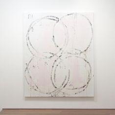 Stuart Cumberland - NPLSPNK195-4C, 2011 / Acrylic on linen / 195 x 160 cm