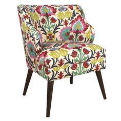 Skyline Accent Chair - SSanta Maria Desert Flower