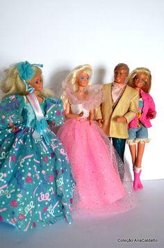 Coleção Barbie 1993