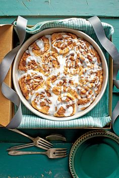 Biscuit Cinnamon Sweet Rolls - Top-Rated Christmas Brunch Recipes - Southernliving. Recipe: Biscuit Cinnamon Sweet Rolls  For a delicious variation, omit softened butter, sugars, and cinnamon, and spread with 1 cup of your favorite preserves. Roll up, and bake as directed.
