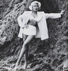 #TBT Spring Break Edition: 5 Iconic Women Who Looked Amaze in a High-Waist Bikini