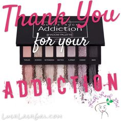 #Thankyou Lara for your order. I know you're going to be addicted to your new…