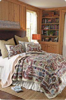 Botannica Tapestry Coverlet