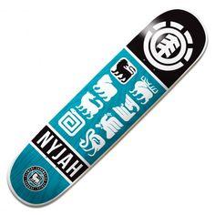 ELEMENT Ascend planche pro-modèle Nyjah Huston 8 pouces 69,00 € #skate #skateboard #skateboarding #streetshop #skateshop @playskateshop