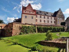 Schloss Trebsen in Sachsen (Familie von Minckwitz)