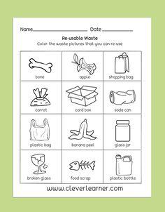 37 Best Preschool Science Activity Worksheet Images