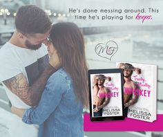 Silence is Read: #teaser from TRULY, MADLY, WHISKEY by Melissa Foster