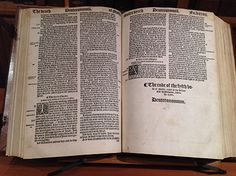 1539 Great Bible