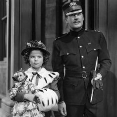 """Shirley Temple, """"The Little Princess"""", 1939"""
