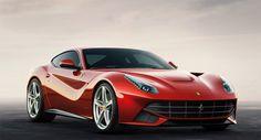 ¡Espectacular! Así es el nuevo Ferrari F12 Berlinetta.