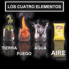 MIS 4 elementos, jajaja #memes #chistes #chistesmalos #imagenesgraciosas #humor www.megamemeces.c... → → http://www.diverint.com/imagenes-graciosas-plata