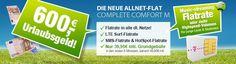 Telekom Complete Comfort M mit 600,-EUR Auszahlung und Friends Option