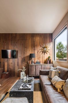 The interiors are also more evocative of a cosy house than of an office setting.