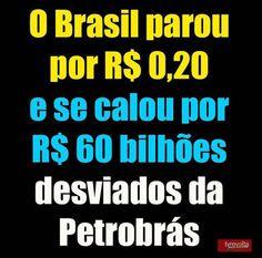 Post  #FALASÉRIO!  : Não vamos permitir!