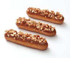 L'éclair peanut butter - caramel © Laurent Fau