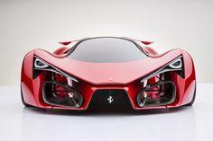 Futuristic LaFerrari Successor Comes to Life