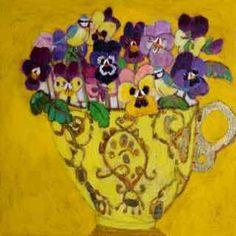 Andrea Letterie Schilderijen en illustraties