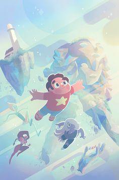 It Takes a Universe by GeorgeCaltsoudas.deviantart.com on @deviantART #StevenUniverse