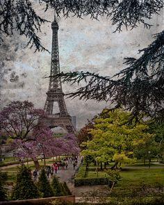 Eiffel Tower by SdosRemedios, via Flickr