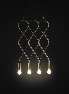 Trendenser.se - en av Sveriges största inredningsbloggar #WallLamp Outdoor Garage Lights, Garage Lighting, Luxury Lighting, Modern Lighting, Lighting Design, Light In, Lamp Light, Ceiling Lamp, Ceiling Lights