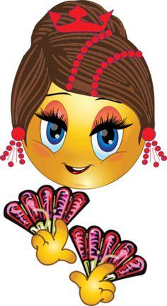 icon smileys girl - Cerca amb Google Smiley Emoticon, Happy Smiley Face, Emoticon Faces, Happy Faces, Smiley Faces, Cartoon Faces, Funny Faces, Cartoon Drawings, Cool Drawings