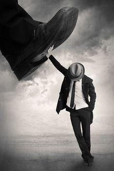 """Still Standing""   Photomanipulation by Tommy Ingberg"