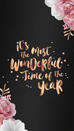 Imagem de wallpaper, christmas, and flowers cute backgrounds, rose gold backgrounds, iphone Samsung Wallpapers, Iphone 7 Plus Wallpaper, Tumblr Wallpaper, Wallpaper Quotes, Macbook Wallpaper, Wallpaper Pictures, Wallpaper Ideas, Wallpaper Natal, Cool Wallpaper